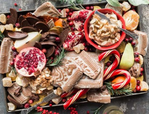 Steps to prevent gluten cross-contamination during holidays.