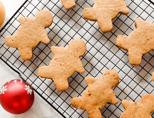 Gingerbread Cookies (Gluten-Free)