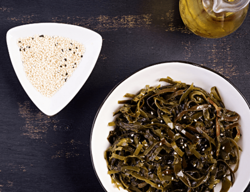 The Gluten-Free 'pasta-bilities' of Seaweed